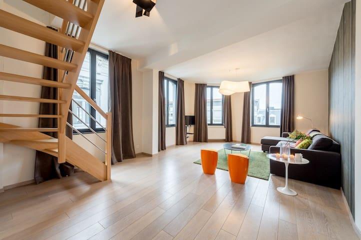 Smartflats Opera 3.4 - Duplex Terrace 2Bed -Center