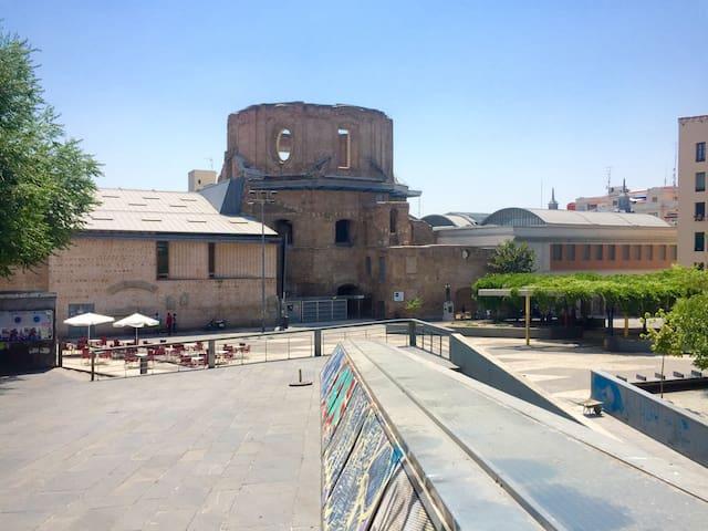 Plaza de Agustín Lara.