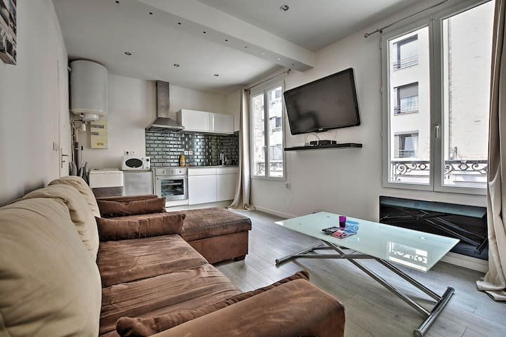 Cosy Parisian Flat - Stade de France - Saint-Denis