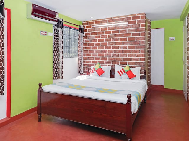 OYO - Well-Furnished 1BR Home in Chennai Discount Alert⚠