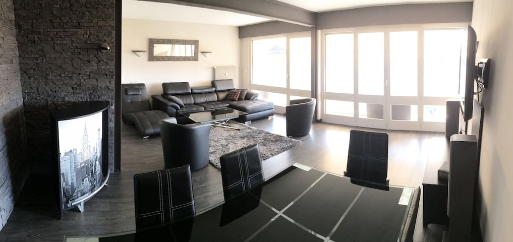 Appartement spacieux entre lac et montagne - Bons-en-Chablais - Apartment