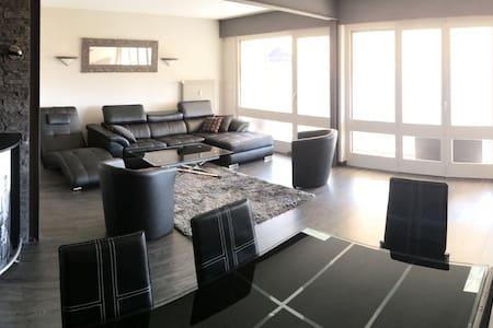 Appartement spacieux entre lac et montagne - Bons-en-Chablais - อพาร์ทเมนท์