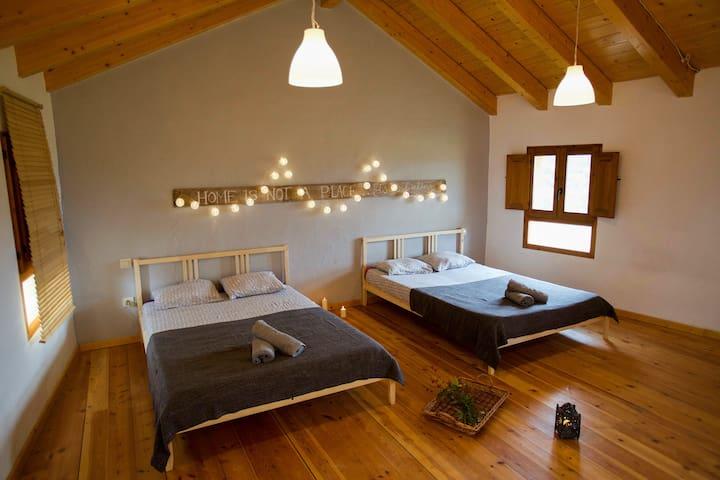 Casa Uka - Intimidad, desconexión y naturaleza