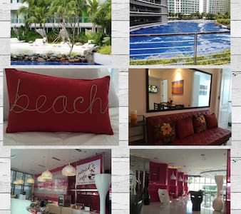New!!!  Luxurious 2 Bedroom Beach Condo @ Azure - Parañaque - Appartement