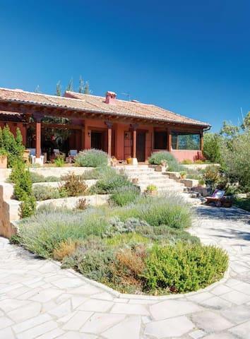 Casa en el campo a 5 min. de Riaza, Segovia - Castillejo de Mesleón - Dom wakacyjny