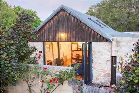 "Harwood's Cottage, ""The Old Barn"""