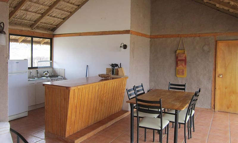 Pan de Azucar Lodge Cabaña 6 personas