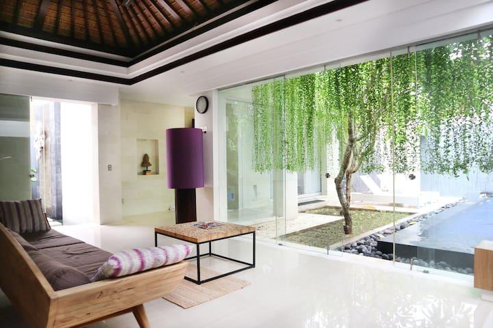 Villa Samala | 1BR + Studio | Jimbaran, Bali