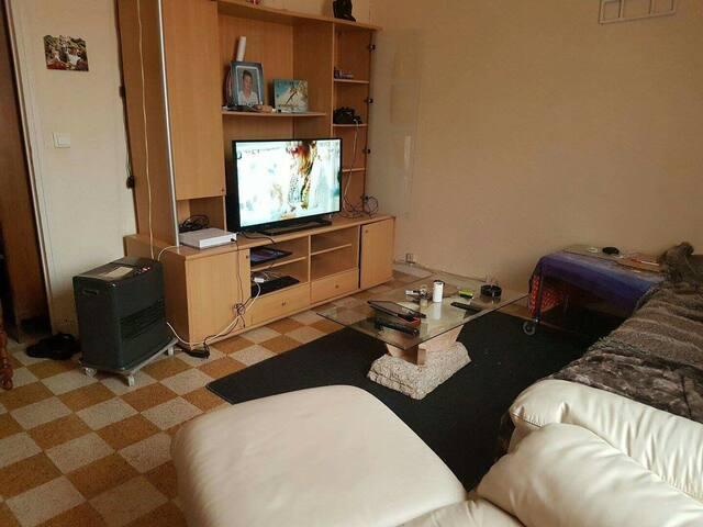 Logement située au centre ville - Roquebrune-Cap-Martin - Apartamento