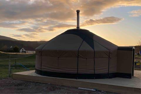 Beinn Dearg yurt - Shieldaig