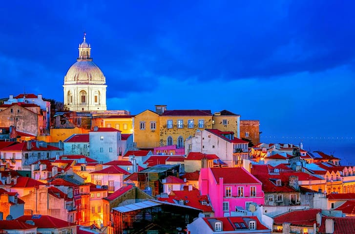 My beautiful Lisbon ....