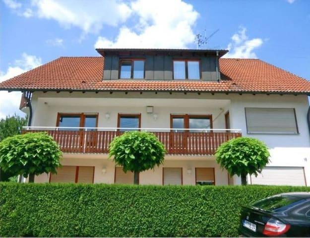 Ruhig gelegene 2 Zimmer Wohnung - Allensbach - Pis