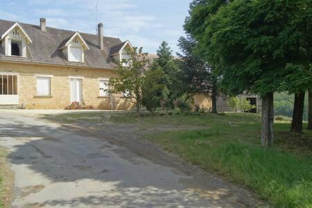 Gite à la ferme à 12 km de SARLAT - Saint-Crépin-et-Carlucet - Huoneisto
