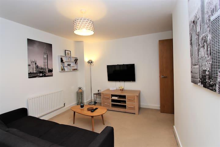 """1 Bedroom """"Quartz"""" Apartment"""