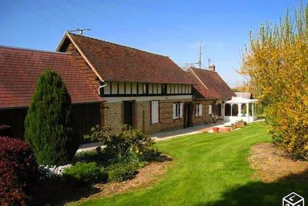 Belle Maison Normande - Saint-Antonin-de-Sommaire