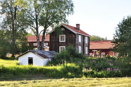 Cozy newly renovated farmhouse near Östersund