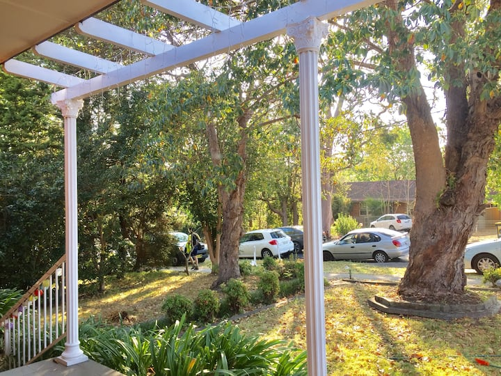 Leafy room in charming North Ryde, Sydney