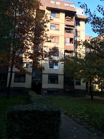Warm,cosy and beautiful view - Belgrad - Pis