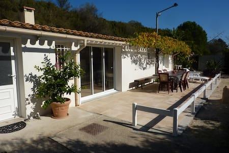 T2 Côté jardin 38 m² avec terasse 30 m² - Martigues