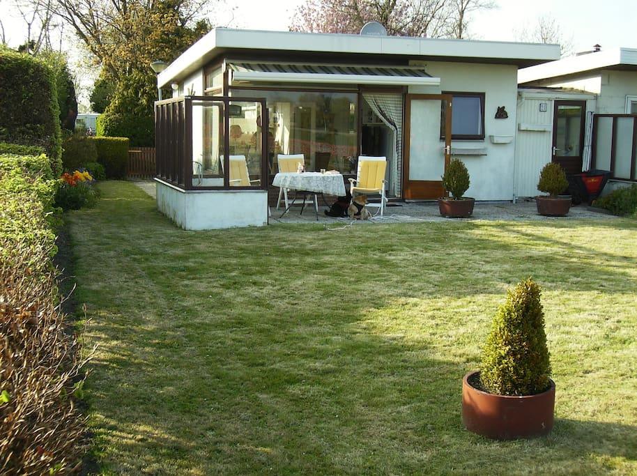 most popular bungalow in bungalow/caravan park