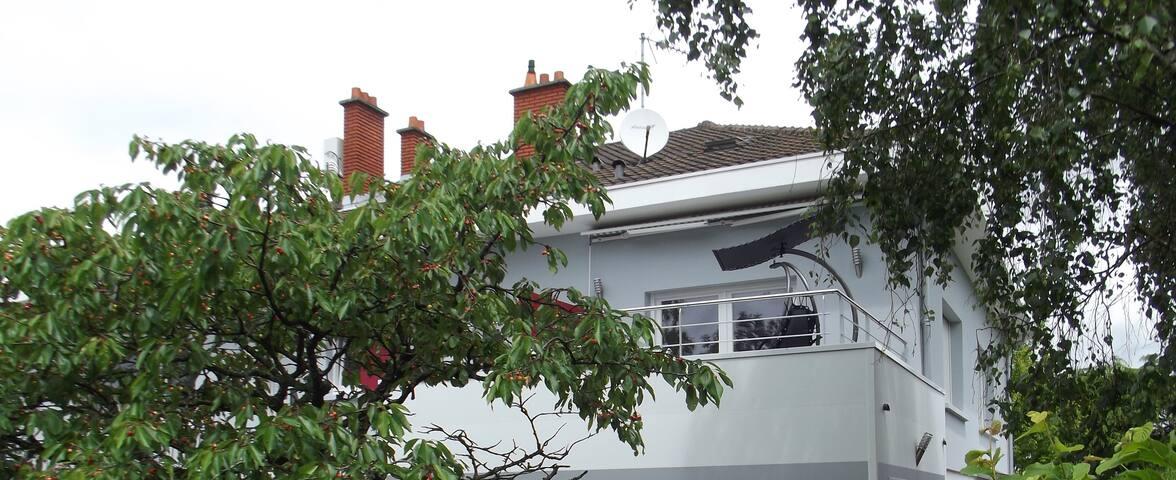 La terrasse de Loti - Metz - Apartment