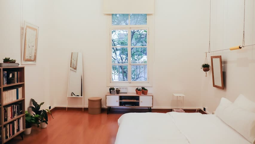 Spacious apartment in the heart of Beirut