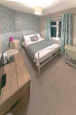 Double room 1 of 2 in shared house.