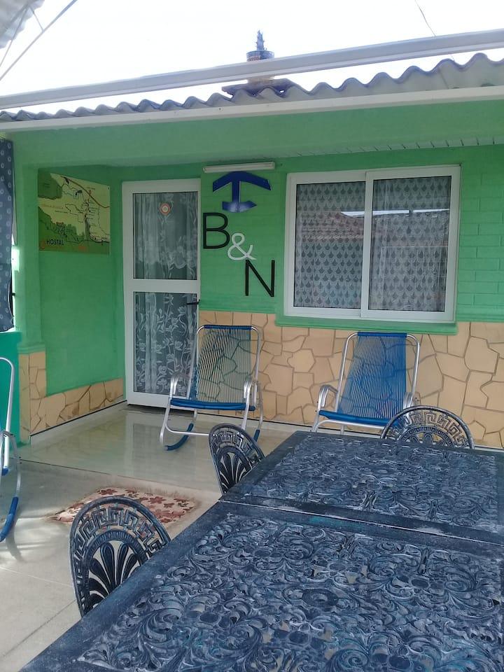 Hostal Bertica Y Noel Habitacion #2 con Wifi climt