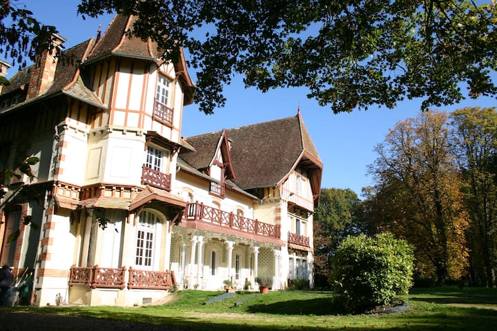 Manoir de Sornat - Bourbon-Lancy - House