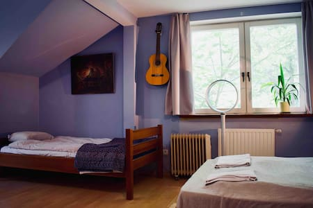 Large Dream En Suite Bedroom near Warsaw