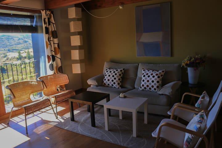 La Casa del Muro... Apartamento de María - Sos del Rey Católico - 公寓