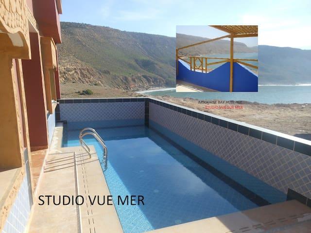 Imsouane Bay Auberge studio vue mer - Imsouane - Apartament