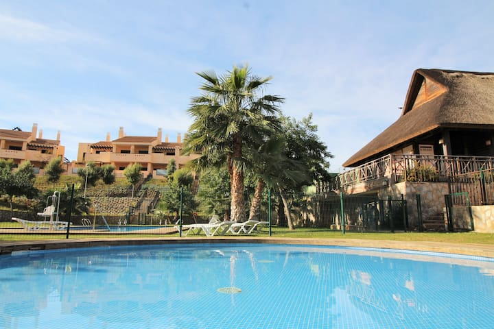 Beautiful Golf Resort Apartment in Sunny Murcia