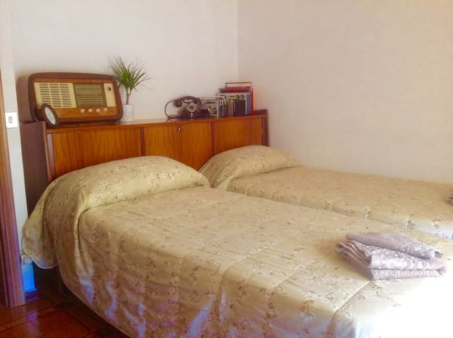 Sunroom, WiFi,  near the center - Florencja - Apartament