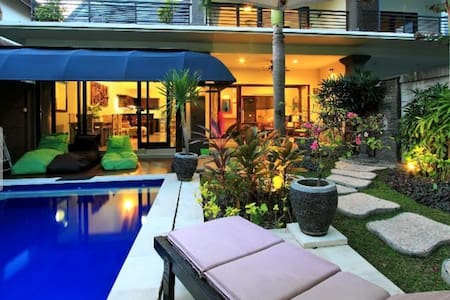 Villa Tanjung- unique private oasis Legian - Kuta
