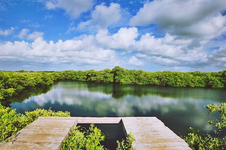Nativus Glamping & Cenote Tent 1