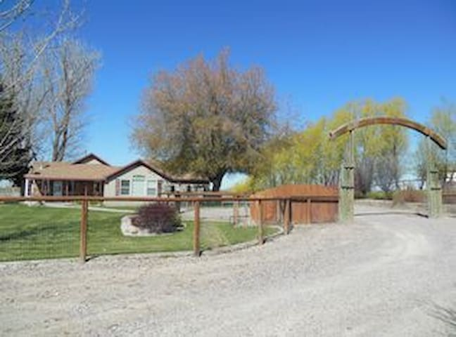 cozy and relaxing stay in Blackfoot