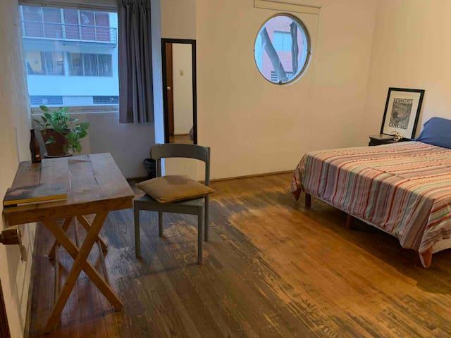 Big Room Near Roma/Reforma/Condesa/Chapultepec