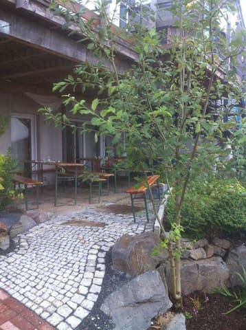 Monteur-/ Ferienwohnung auf dem Land - Radevormwald - Кондоминиум