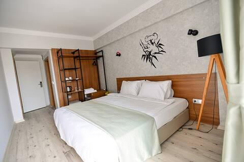 Uşak Lüks Otel Odası