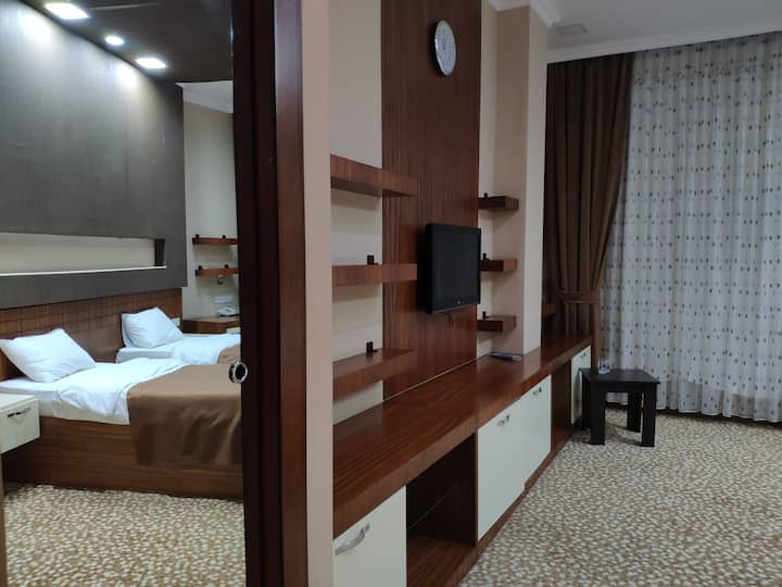 Askar Hotel double or twin category