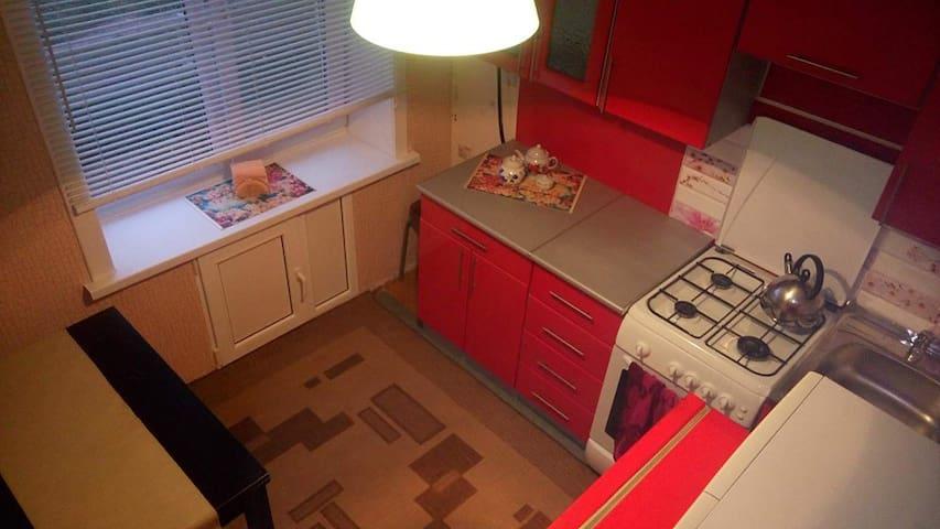 Квартира посуточно Красноуральск - Krasnouralsk - Apartemen