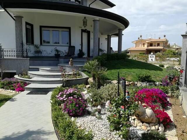 Villa Sabaudia-  apartment