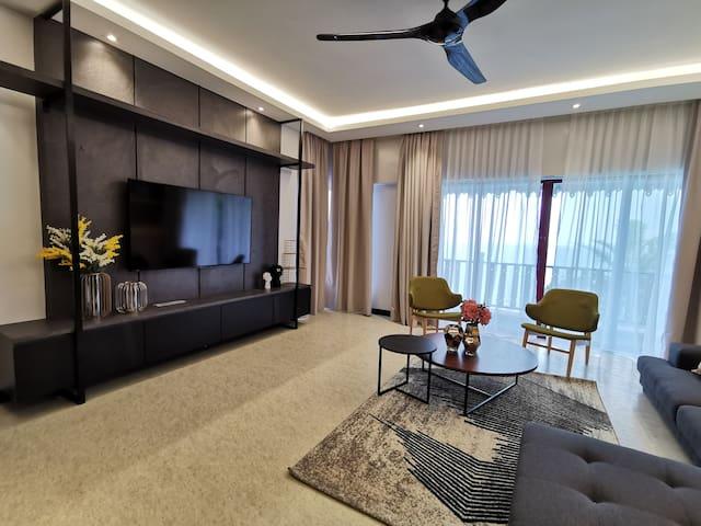 Full Seaview Kuantan Tembeling Resort CG-2