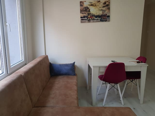 Kadıköy center Apartment  1.kat