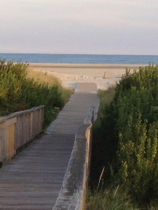 Our beautiful beach!