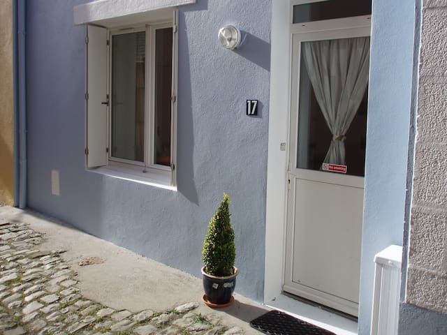 Attractive Town House - Crozon - Talo