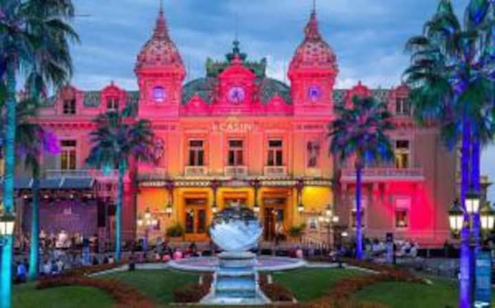 LOVELY & PRETTY APARTMENT -MONACO MONTE-CARLO CITY