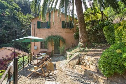 Relaxation & Privacy just outside Portofino
