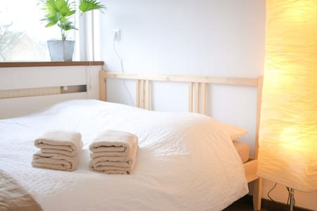 Cozy & Simple Room near Schiphol-Amsterdam (Wifi)